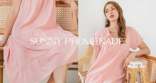 Sunny Promenade (II)