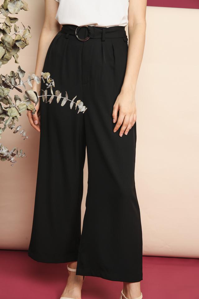 Callebaut Ring Pants in Black