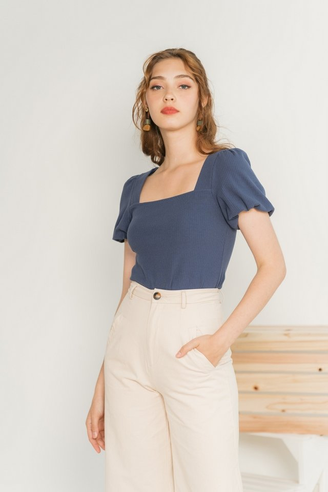 Athena Pocket Culottes in Sand